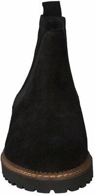 Gisy: Sioux VESELA Chelsea Boots für Damen 635637 (Schwarz