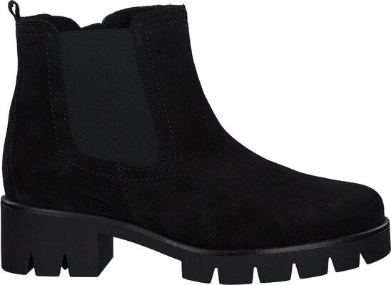 Gisy: Gabor Damen Boots aus Leder 788831 (Schwarz) online