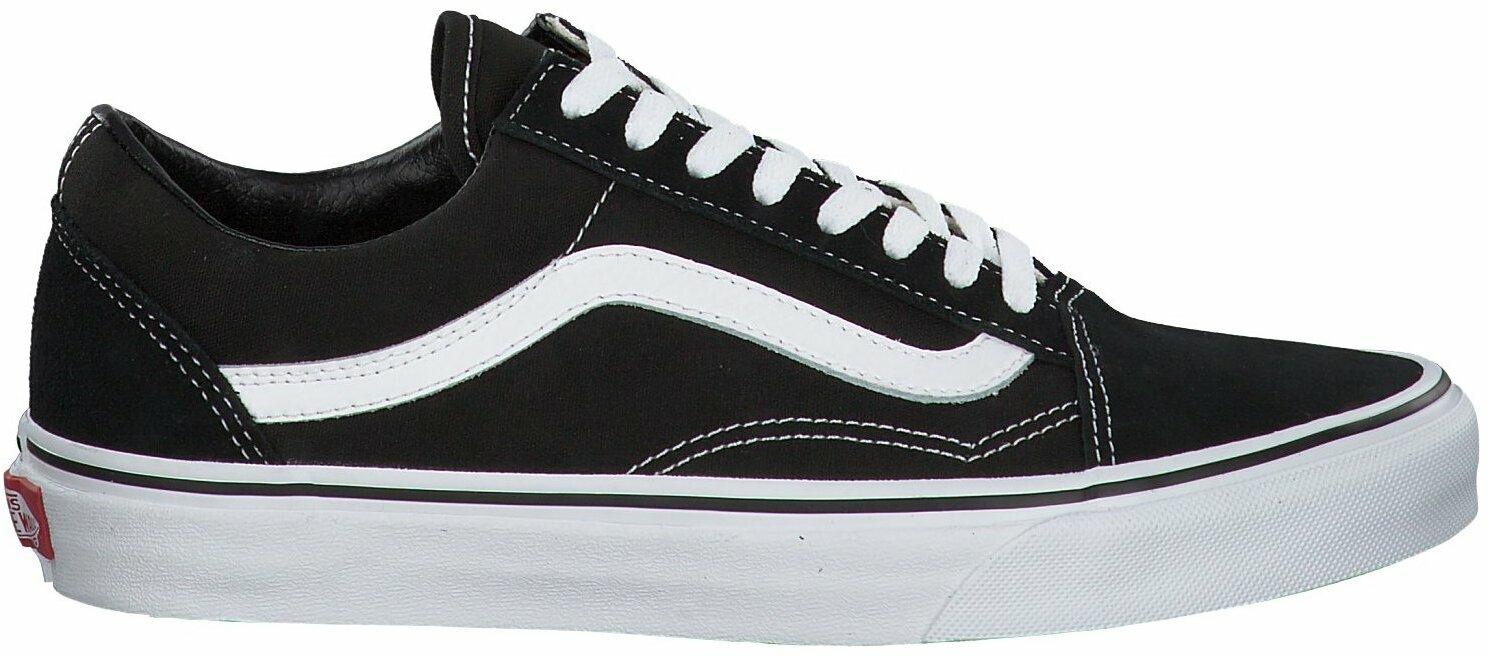 Gisy: VANS Old Skool Herren Sneaker 671897 (Schwarz) online