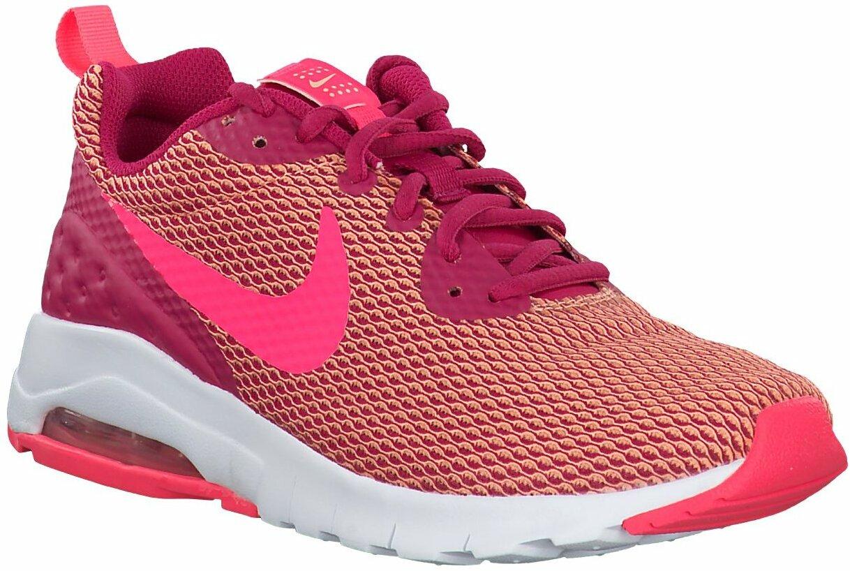Gisy: Nike Air Max Motion Damen Sneaker 671770 (LilaPink