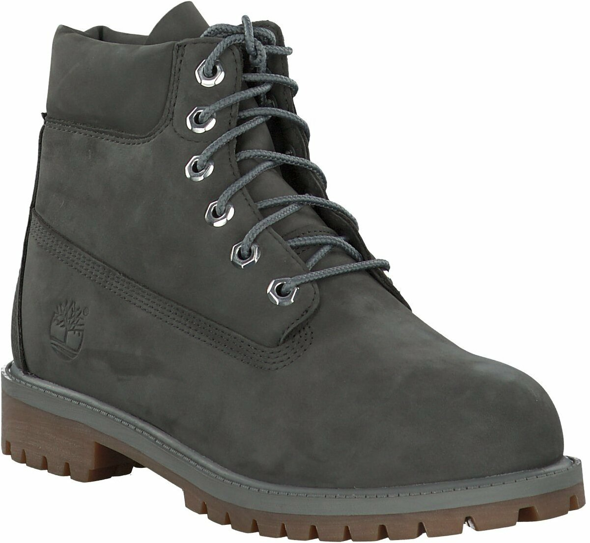 Razón borracho Fiesta  Timberland Damen-Boots aus Leder 722534 (Grau) im Online-Shop von GISY  kaufen