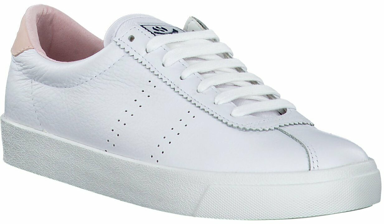 Gisy: Superga Damen Schnürschuhe 759223 (Weiß) online shoppen