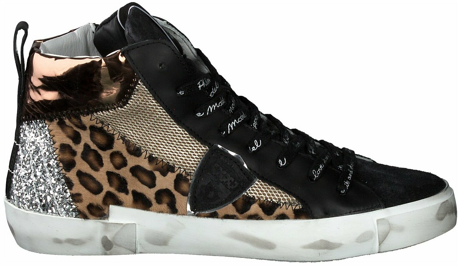 Gisy: Philippe Model High Top Sneaker für Damen 902950