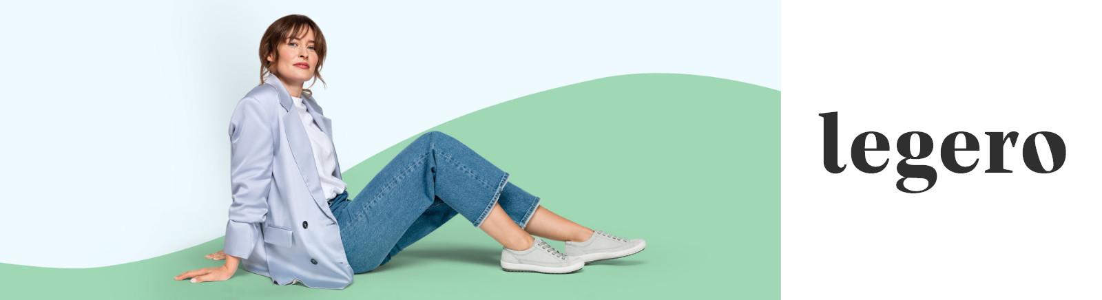 Legero Schnürschuhe für Damen im Online-Shop von GISY kaufen