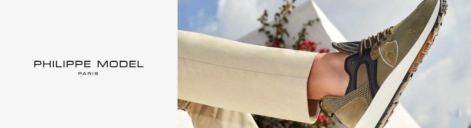 PHILIPPE MODEL Halbschuhe für Herren im Online-Shop von GISY kaufen