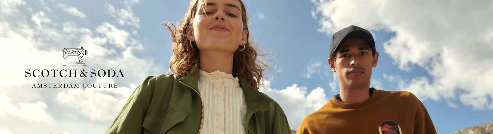 Scotch & Soda Stiefeletten für Herren im Online-Shop von GISY kaufen