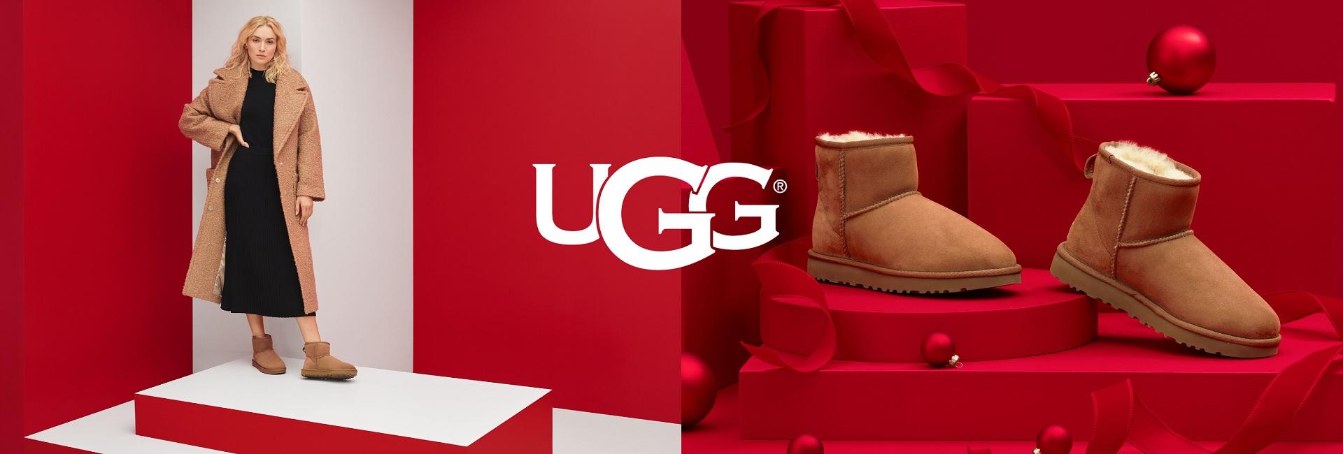 UGG Damen Boots, Pantoletten & mehr kaufen im GISY Online Shop