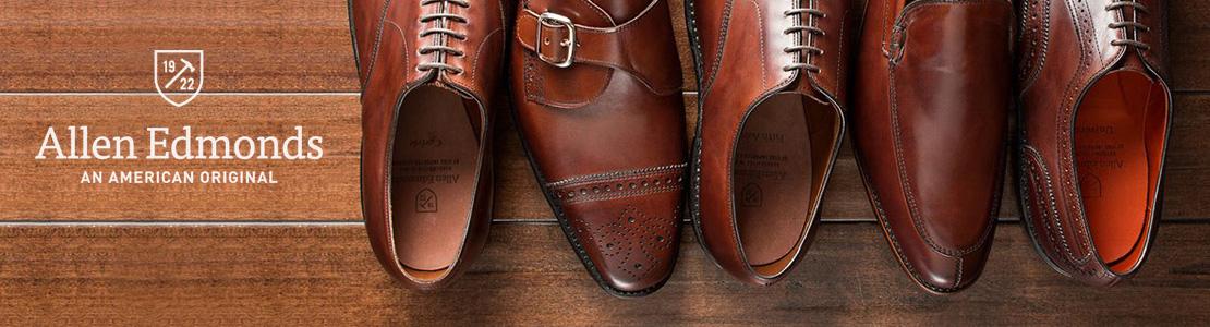 ALLEN EDMONDS Business Schuhe für Herren im Online-Shop von GISY kaufen