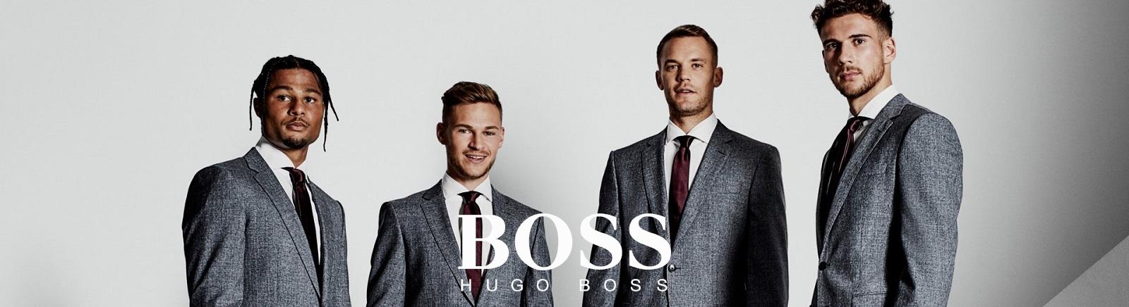 Gisy: BOSS Halbschuhe für Herren online shoppen
