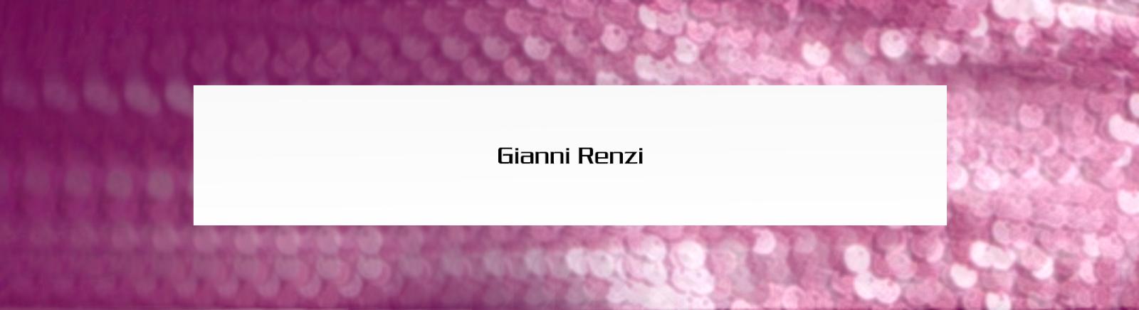 Gianni Renzi Markenschuhe online kaufen im Shop von GISY