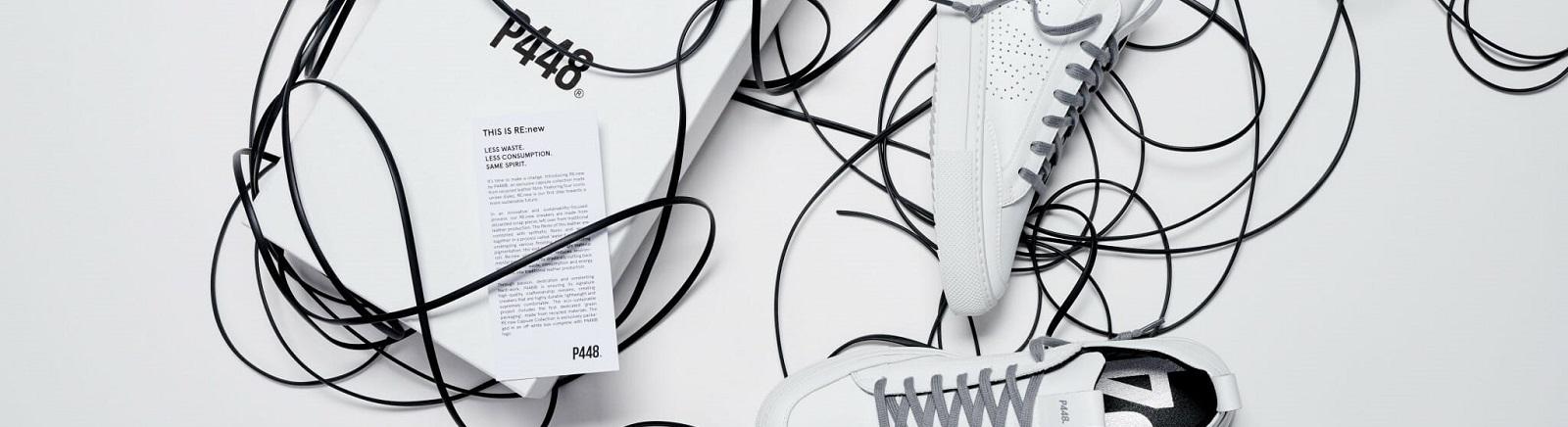 P448 Schnürschuhe für Damen im Online-Shop von GISY kaufen