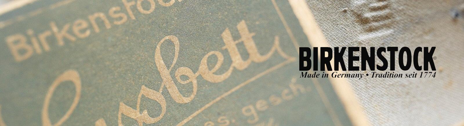Birkenstock Markenschuhe online kaufen im Shop von GISY