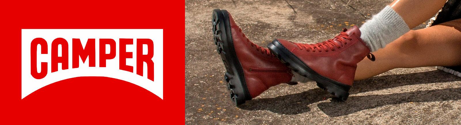Gisy: Camper Boots für Herren online shoppen