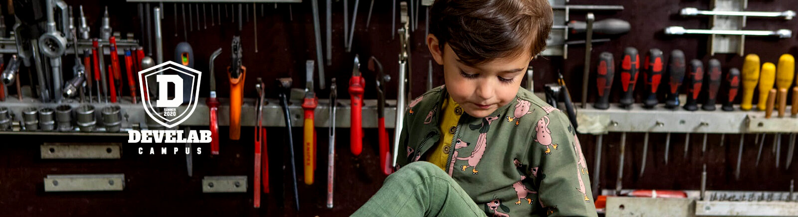 Develab Baby Boots im Online-Shop von GISY kaufen