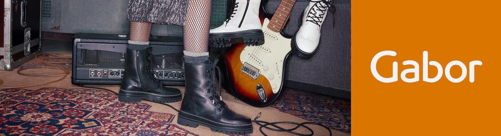 Gisy: Gabor Winter Boots für Damen online shoppen