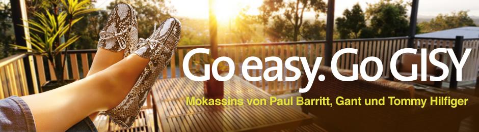 Go easy. Go GISY